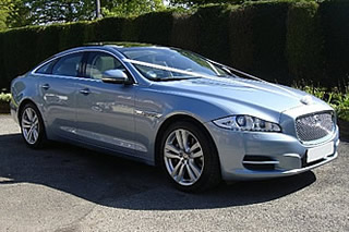 The All New Jaguar XJ