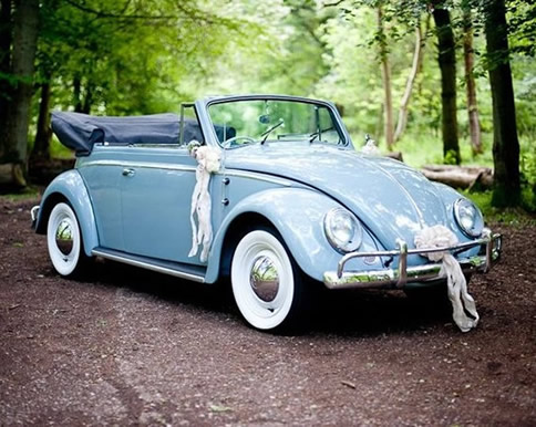 VW Beetle Convertible - Marsha