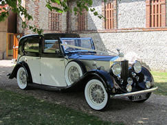 Vintage & Classic Wedding Cars