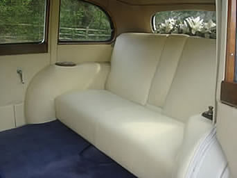 1948 Humber Pullman limousine